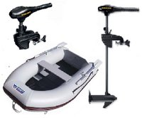 Tenders & Outboard Motors