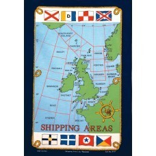 Galley Cloth - Shipping areas