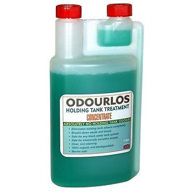 Odourlos Concentrated Holding Tank Treatment - 1 Litre