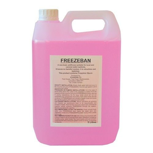 FREEZE BAN NON TOXIC ANTIFREEZE PER 5 LITRE