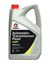 COMMA AQM MINERAL AUTOMATIC TRANSMISSION GEAR FLUID 5 LITRE