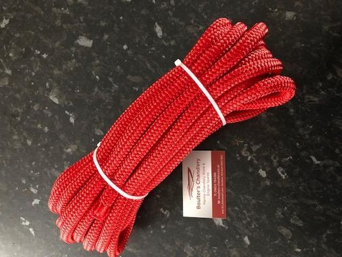 Kingfisher 10M Red Pre-Spliced Dockline Mooring Rope 12mm
