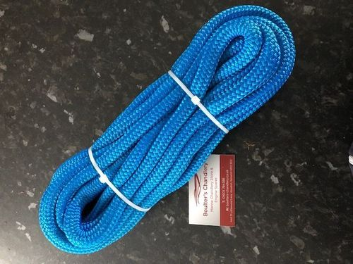 Kingfisher 10M Bright Blue Pre-Spliced Dockline Mooring Rope 12mm