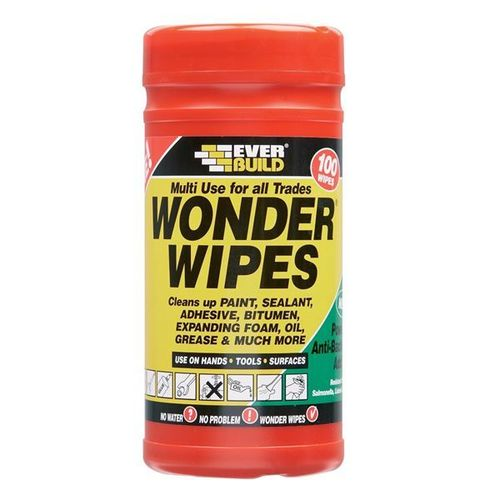 NEW MULTI-USE WONDERWIPES 100PK