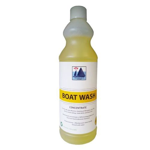 NEW - WESSEX CHEMICALS MARINE BOAT WASH 1L