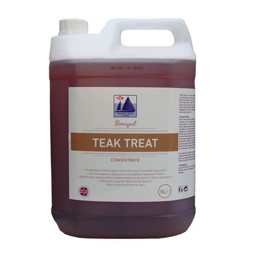 NEW - WESSEX CHEMICALS TEAK TREAT 1L