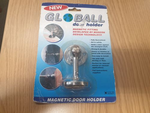MAGNETIC DOOR HOLDER