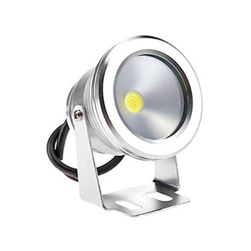 UNDERWATER FLOODLIGHT 10W 12V RGB LED COLOUR CHANGING WITH REMOTE CONTROL