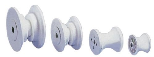 Nylon spare pulley 52 mm
