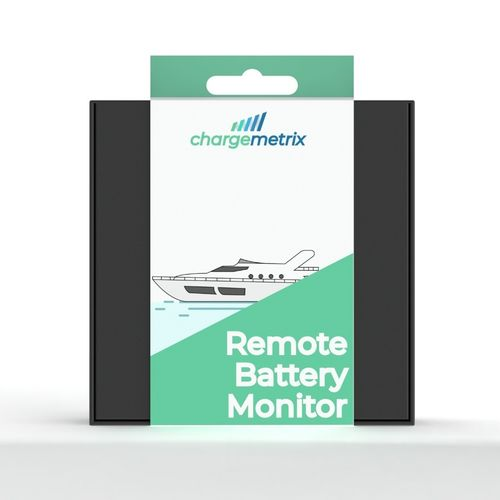 YACHT  REMOTE BATTERY MONITOR